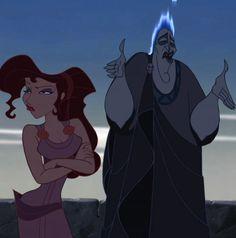 Meg and Hades