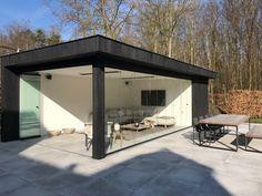moderne buitenkeuken met bar ext rieur piscine pinterest piscines couloir de nage et couloir. Black Bedroom Furniture Sets. Home Design Ideas