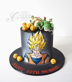 Cindy's Cake Creations - Visit now for 3D Dragon Ball Z compression shirts now on sale! #dragonball #dbz #dragonballsuper