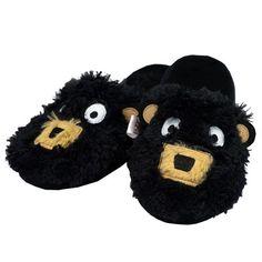 Bear Critter Slippers