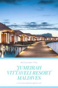 Maldives Water Villa, Beach Hacks, Overwater Bungalows, Resort Villa, Island Nations, Romantic Getaway, Solo Travel, Resorts, Beaches