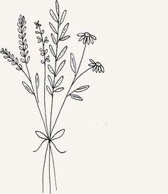 Botanical wild flower bouquet illustration by Ryn Frank – – Botanical wildflower bouquet illustration by Ryn Frank – – Types Of Photography, Bullet Journal Art, Bullet Journal Inspiration, Doodle Drawings, Easy Drawings, Arte Linear, Easy Doodle Art, Flower Doodles, Line Art