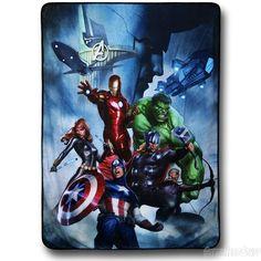Images of Avengers Ominous Loki Fleece Throw Blanket