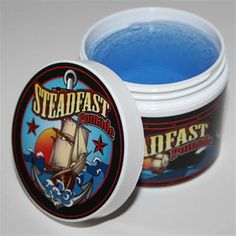 Steadfast pomade now at http://sivletto.com