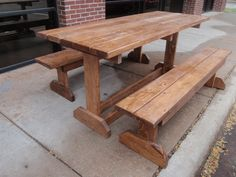 Picnic Table by Damion