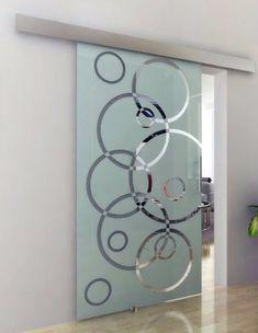 Resultado de imagen para vidrios esmerilados para baños