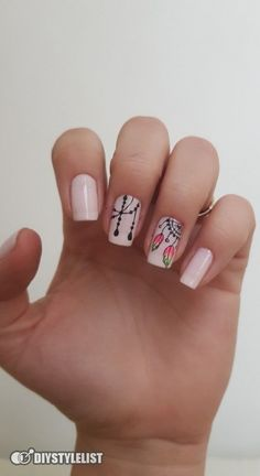 Short Nail Bed, Short Nails, Manicure At Home, Manicure And Pedicure, Gel Designs, Nail Art Designs, Manicure Natural, Girls Nails, Stylish Nails