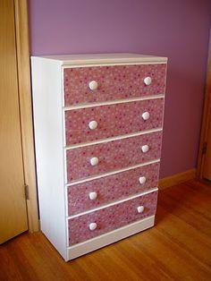 Recover a dresser