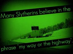 Slytherin Psychology