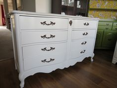 White French Provincial dresser. For Kelly