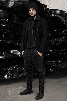 Alexander Wang | Fall 2014 Menswear Collection | Style.com