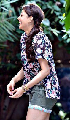 Kajal Agarwal Photos in Temper movie Hot HD Stills Images Bollywood Actress Hot Photos, Actress Pics, Beautiful Bollywood Actress, Most Beautiful Indian Actress, Beautiful Actresses, Indian Actress Gallery, South Indian Actress, Indian Celebrities, Bollywood Celebrities