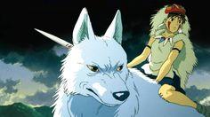 Princess Mononoke - Studio Ghibli Wallpaper