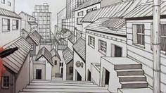 Hasil gambar untuk perspective dungeon draw