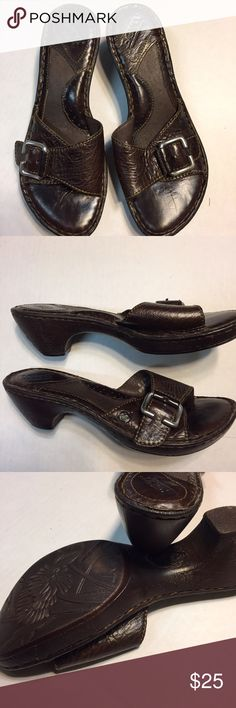 Born Sandals Smoke free home. Excellent used condition Born Shoes Sandals