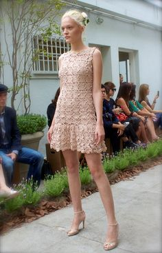 Sandra Marri ♪ ♪ ... #inspiration #crochet #knit #diy GB http://www.pinterest.com/gigibrazil/boards/