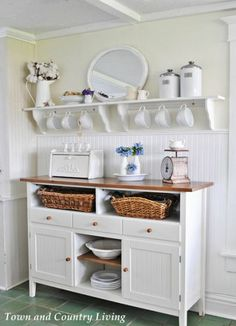 The Secret to Adding Farmhouse Style in Your Kitchen