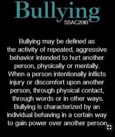 What Is Bullying, Anti Bullying, Verbal Bullying, Cyber Bullying, Verbal Abuse, Emotional Abuse, Emotional Intelligence, Sociopathic Behavior, Adult Bullies
