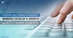 Weberge Develop a Website Which creates Business #website #development #web #design #services Weberge, We are the leading Custom Web Development Company, India, we provide all kinds of websites and web application development services, located in Kerala. Click here for more details: https://www.weberge.com/custom-web-development.html