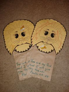 Teaching Kids the Bible: Daniel and the Lions Den