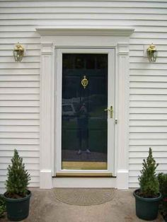 Front Door Trim   Google Search