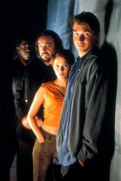Sliders the best series and I watched the season 1 and you people got no taste at all I put things up on here and you all blank me out it's rude and if this carrys on you can no likes from me Sliders Tv Show, Best Series, Tv Series, Geek Girls, Nerd Geek, Old Tv, Classic Tv, Tv On The Radio, Time Travel