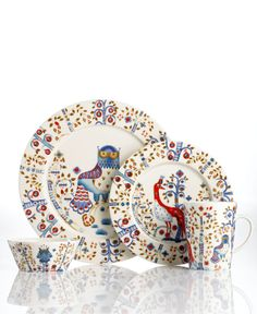 Iittala dinnerware . . . love!