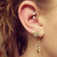 Cool Ear Piericng Tumblr at MyBodiArt