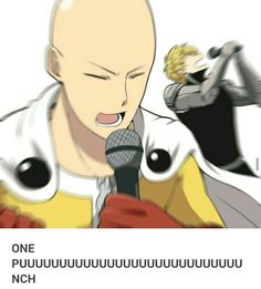 OPM : Genos, Saitama