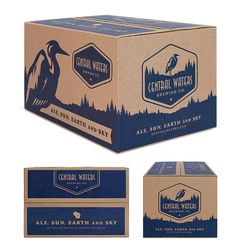 Central Waters Brewing Case