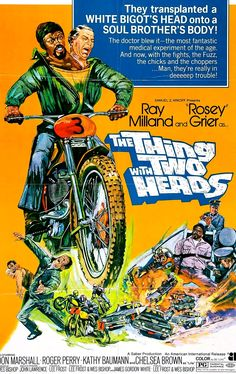 The Thing with Two Heads 1972