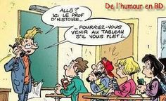 Comic on technology in the classroom. Models polite requests and conversation openers on the phone. Ap French, Learn French, French Phrases, French Quotes, French Teacher, Teaching French, Conversation Openers, Pays Francophone, French For Beginners