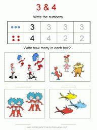 math worksheet : dr seuss math worksheets  dr seuss  pinterest  math worksheets  : Dr Seuss Math Worksheets