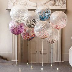 Quality Confetti Balloons Clear Ballons Party Wedding Party Decoration Kid Children Birthday Party Supplies Air Ballon Toys with free worldwide shipping on AliExpress Mobile Wedding Balloons, Birthday Balloons, Birthday Parties, Balloon Party, Balloon Balloon, Balloon Ideas, Balloon Backdrop, Balloon Centerpieces Wedding, 21st Birthday