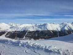 Carosello 3000 - Ski Area - Livigno, Italy