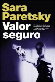 Valor seguro / Sara Paretsky