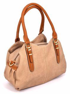 HAND BAG XXSB907 3 BEIGE CUOIO Borsa Mano Tracolla Shopper Primavera 2017 Mini