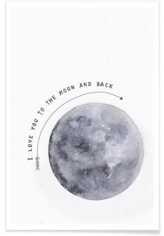 "JUNIQE""> Moon as Premium Poster by Maren Kruth JUNIQE, fully reflects the desired Moon als Premium Poster von Maren Kruth Moon Art, Moon Moon, Art Design, State Art, Diy Art, Art Inspo, Watercolor Paintings, Watercolor Moon, Disney Watercolour"