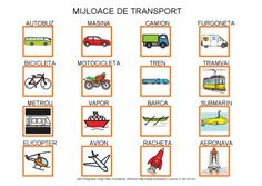 Mijloace de transport by Dana Horodetchi, via Slideshare Spanish Teacher, Spanish Classroom, Teaching Spanish, Transportation Activities, Class Activities, Romanian Language, Science Inquiry, Dual Language, Spanish Lessons