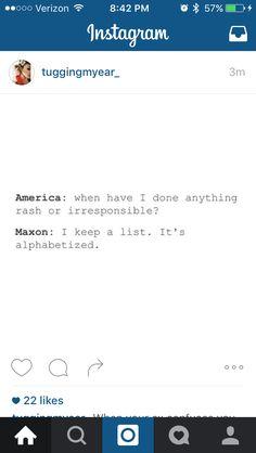 Sounds like Hamilton