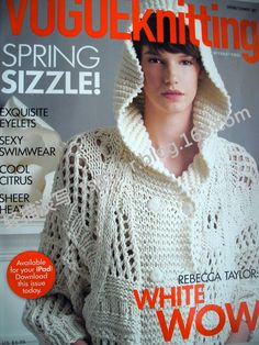 Spring/Summer 2011 | Vogue knitting