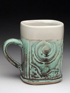 Laurie Landry Mug at MudFire Gallery