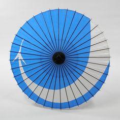 和傘 - 紙舞日傘 松葉