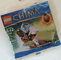 LEGO CHIMA CRUG CROC