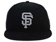 San Francisco Giants New Era MLB Summer Suede 9FIFTY Snapback Cap f225fc42f3cf