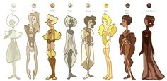Many Different Pearls (1)