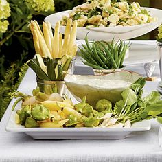 Our Best Summer Menus | All-About-Appetizers Menu | SouthernLiving.com