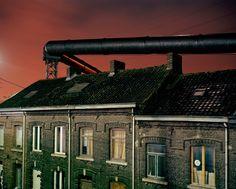 Dal progetto La ville noire. - (Giovanni Troilo)