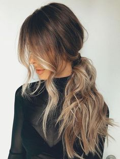 Top 11 Ponytail Ideas for Long Hairstyles 2018
