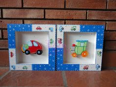 Felt Pictures, Baby Decor, Christmas Art, Wooden Boxes, Painting On Wood, Baby Love, Art For Kids, Decoupage, Diy And Crafts